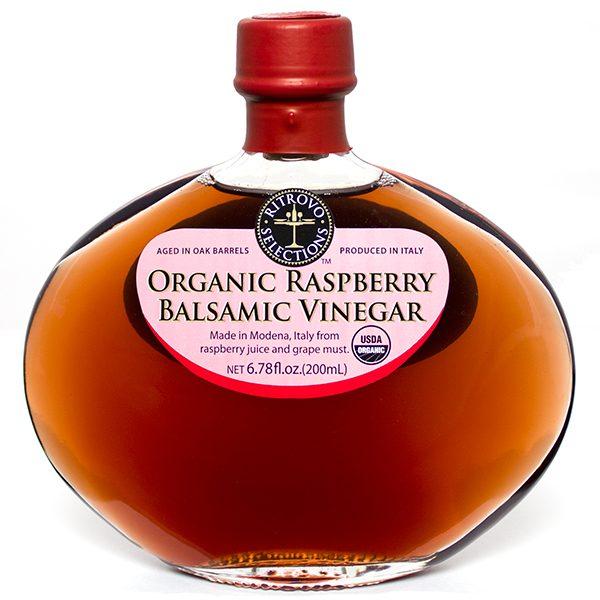 Organic Raspberry Balsamic Vinegar